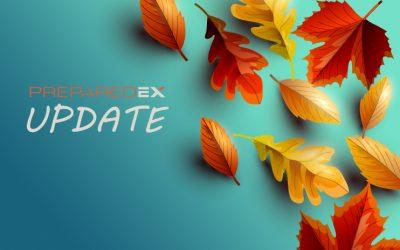 PreparedEx Fall Update