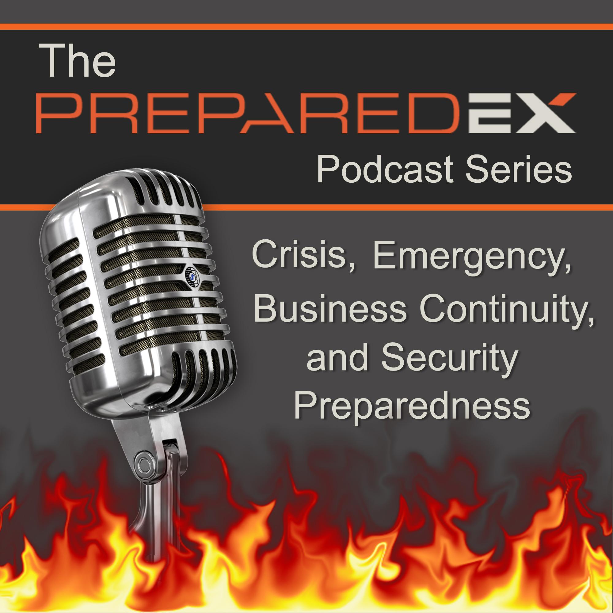 PreparedEx Crisis Management Podcast